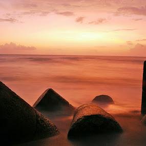 by Prince Edy - Landscapes Sunsets & Sunrises