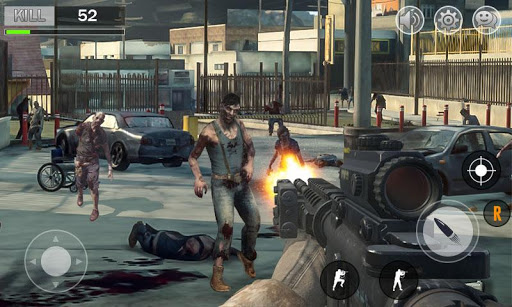 Zombie Hunter Dead Target Shooting King 3D 1.03 screenshots 2
