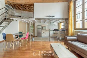 Appartement meublé 4 pièces 94 m2