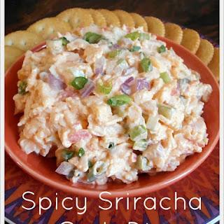 Spicy Sriracha Crab Dip Recipe