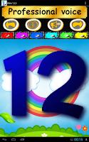 Screenshot of Write 1,2,3 (Free)