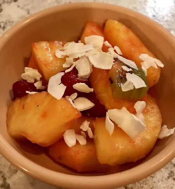 Mai Tai Fruit Salad Recipe