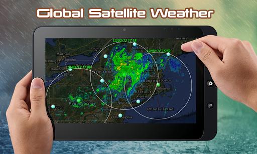 Global Satellite Live Weather Forecast Earth Map 4.4 screenshots 4