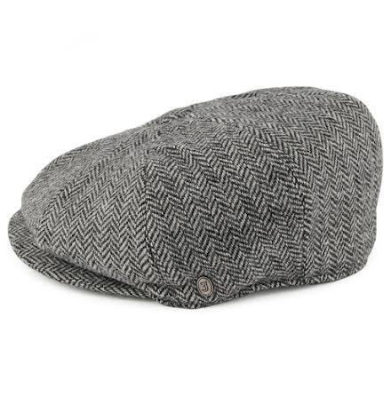 Taunton cap, grå
