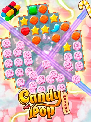 Candy Pop Charm - 2020 Match 3 Puzzle 1.7 screenshots 8
