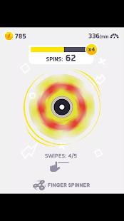 Fidget Spinner Game 2018 - náhled