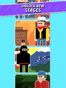 Mr Bullet – Spy Puzzles MOD APK [Unlimited Money + Unlocked] 10