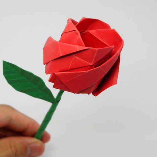 How To Make Origami Flowers - Android Apps on Google Play - photo#31