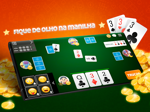 Truco Online - Paulista e Mineiro apktram screenshots 5