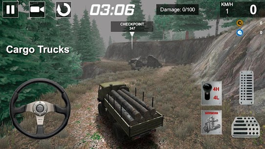 TOP OFFROAD Simulator (MOD, Unlimited Money/Tokens) 5