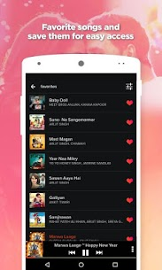 Hindi Romantic Songs 2014 by Gaana App Download For Android 4