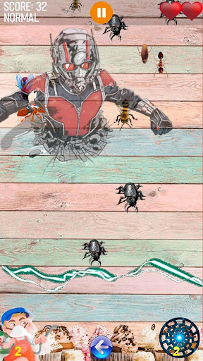 Écraser les fourmis et tuer les insectes et Ant-Ma  captures d'écran 2