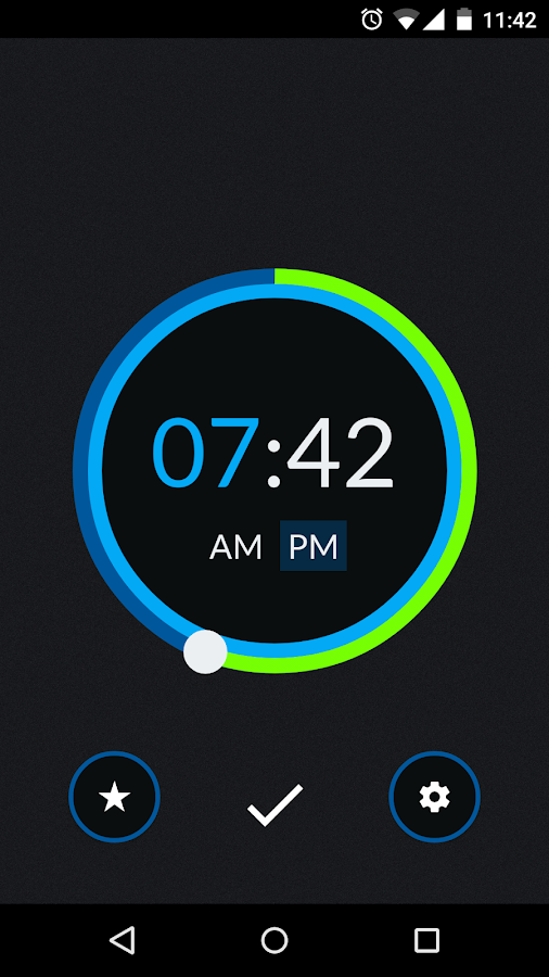 Clock Mate - The Alarm Clock - screenshot