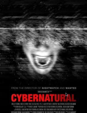 Filme Poster Cybernatural HDRip XviD & RMVB Legendado