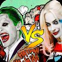 Harley Quinn vs Joker wallpaper icon