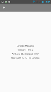 CatManager- screenshot thumbnail