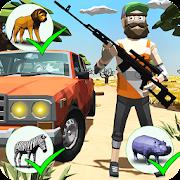 Hunting: Safari - Polygon Game