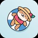 휴가중이다 시바 - 카카오톡 테마 icon