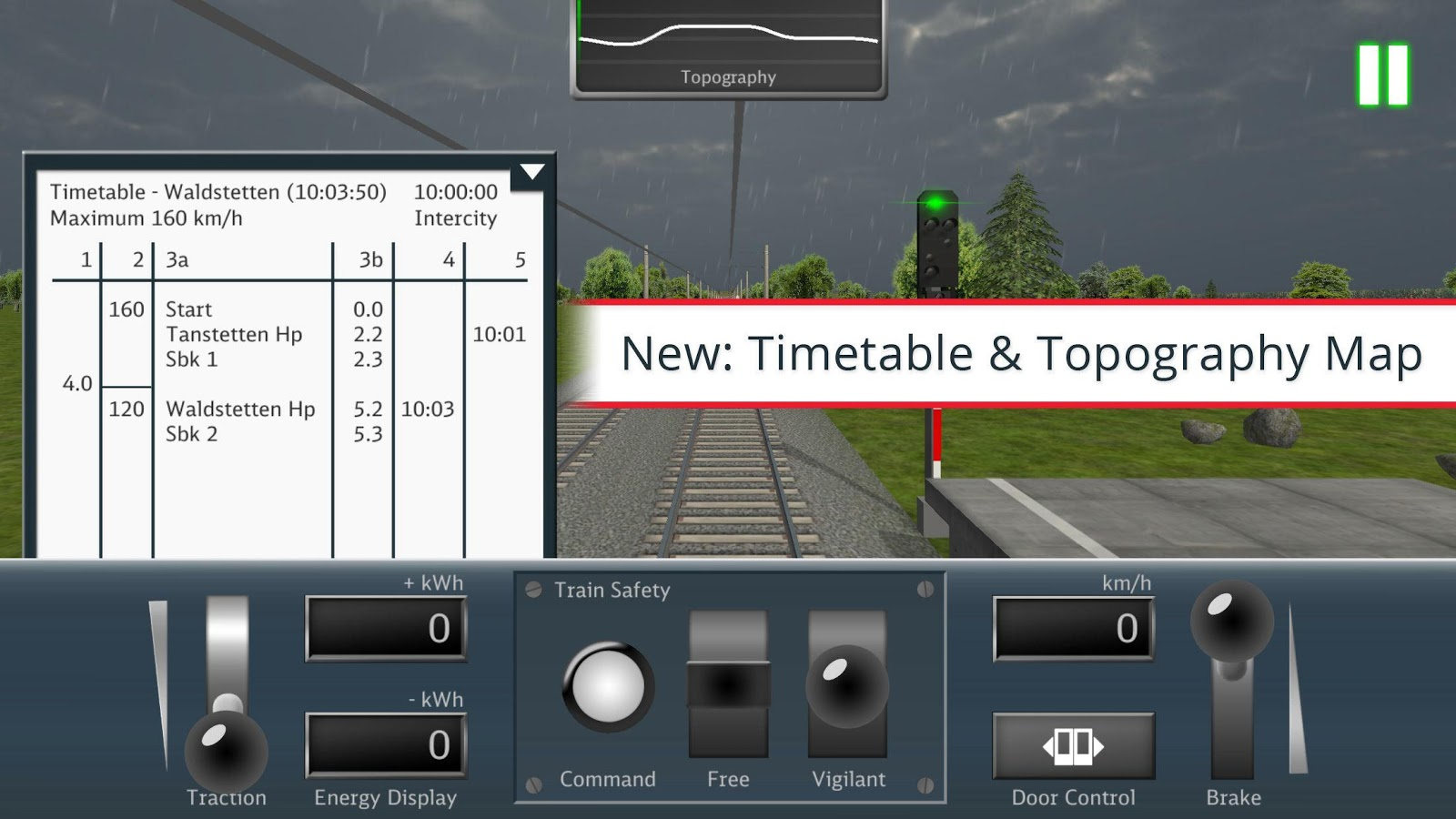 DB Train Simulator- screenshot