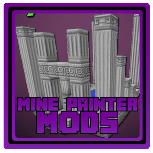 Mine Painter Mod MCPE