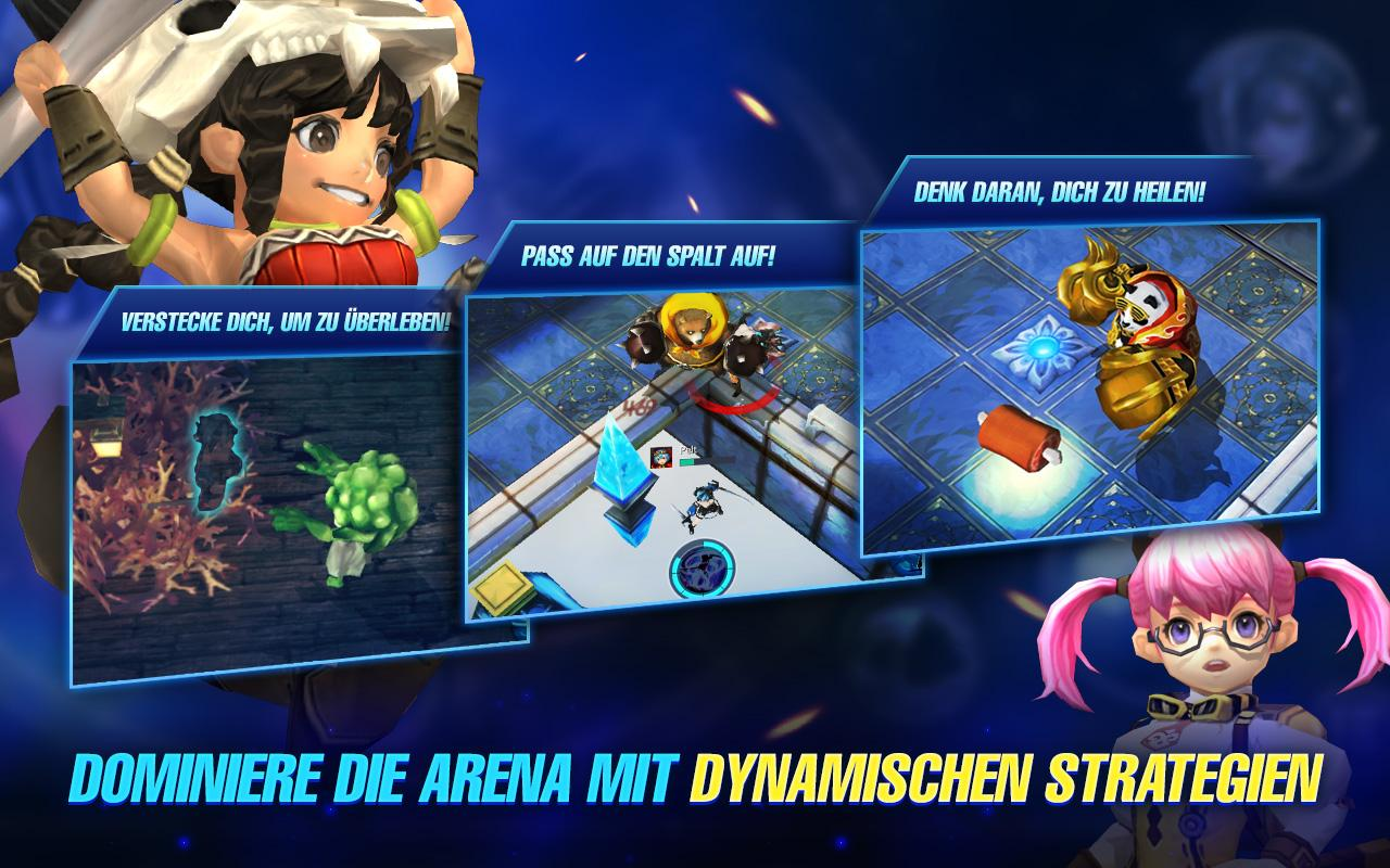 Arena Masters – Screenshot