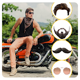 Man Bike Rider Photo Editor apk