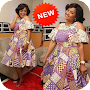 African Fashion Style - Frock Design 2018 APK icon