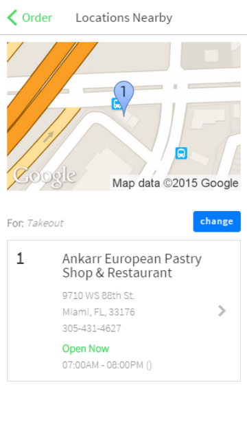 Ankarr European Pastry- screenshot
