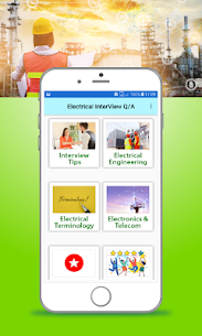 Electrical Interview Questions & Answers App Download For Android 2