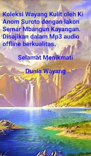 Anom Suroto Mp3 : suroto, Download, Wayang, Kulit, Semar, Mbangun, Kayangan, Windows, Music, Audio, Android