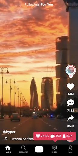 Hype Simulator screenshot 1
