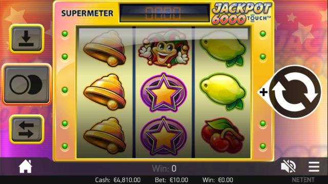 jackpot 6000 on mobile