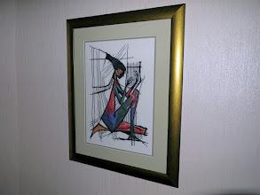 Photo: Висит на стене в прихожей.