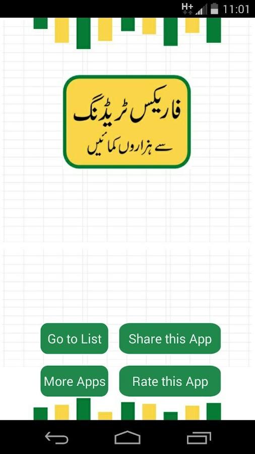 Forex trading learning in urdu