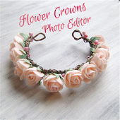 Flower Crown Photo Editor - Flower Crown Filter