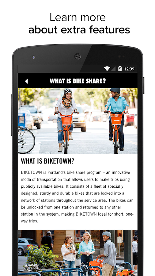 BIKETOWNpdx- screenshot