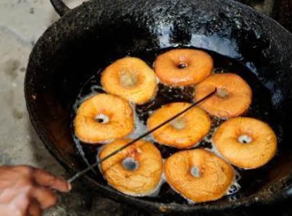 Deep Fried Cake Donuts_image