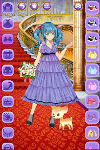 Anime Princess Dress Up 3