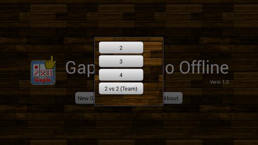 Gaple Domino Offline 1.4 screenshots 2