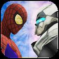 Spider Vs Transformer Battle : Spider Hero 3D