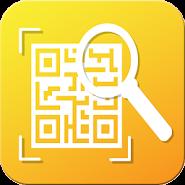 QR code reader APK icon