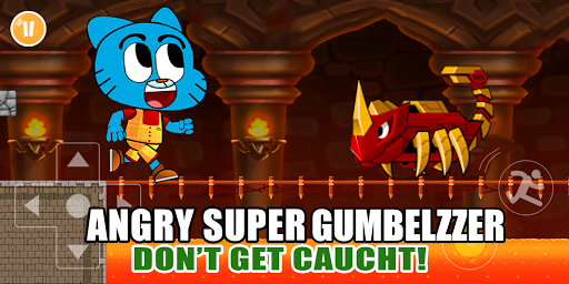 Télécharger Gratuit Super Gumbellzer Adventure apk mod screenshots 3