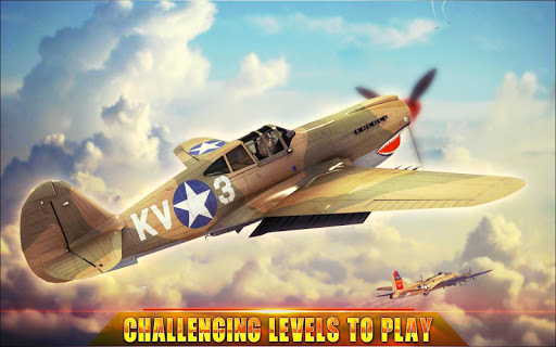 Real Air Fighter Combat 2018 2.0.0 APK MOD screenshots 2