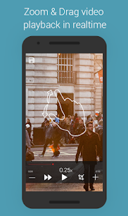 Slow motion video zoom player apps on google play screenshot image ccuart Images