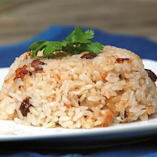Arroz con Coco - Easy Coconut Rice.