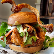 Jurassic Pork Burger
