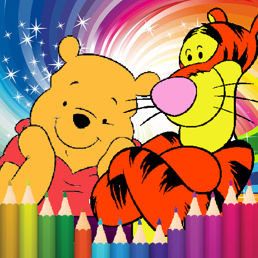 Coloring Game For Winnie