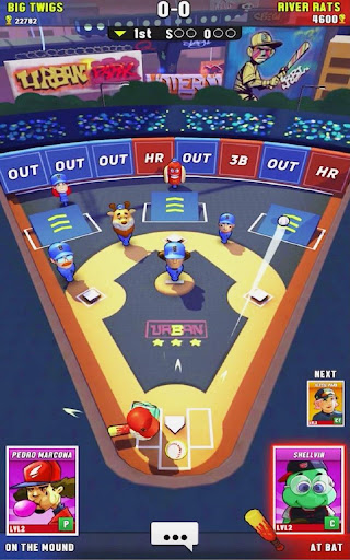 Super Hit Baseball modavailable screenshots 8