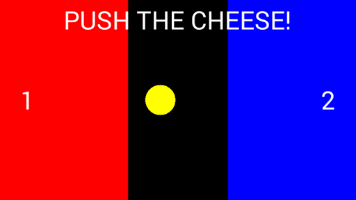 PUSH THE CHEESE