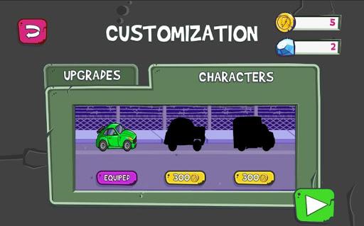 Zombie Road Attack 1.0 screenshots 2